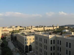 Vista di Gerusalemme