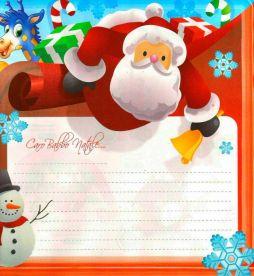 Lettera-Babbo-Natale