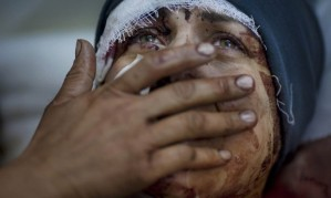 Credits: Rodrigo Abd/Associated Press/World Press Photo