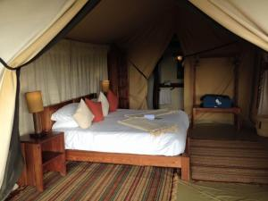 Lewa Safari camp tenda