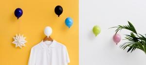 Appendiabiti Mini Balloons