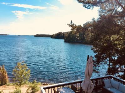 La vista sul lago dalla terrazza del ristorante ©AnnalisaCostantino