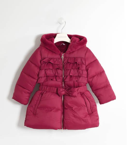 piumino-con-rosa-di-paillettes-e-cappucc-sangria-scuro-fronte-01-1800v26600-2655